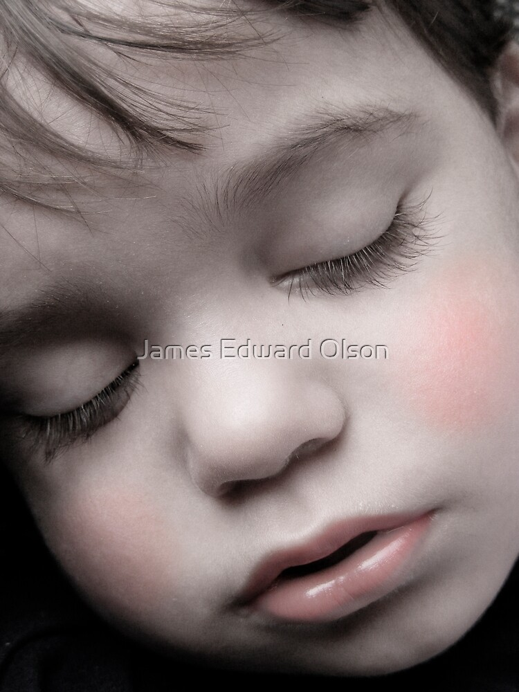 innocence at rest by James Edward Olson