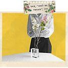 Flowers of Despair by Teona Mchedlishvili