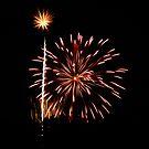 Fireworks - Turkey by Paul Gitto