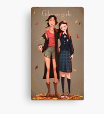 gilmore girls Canvas Print