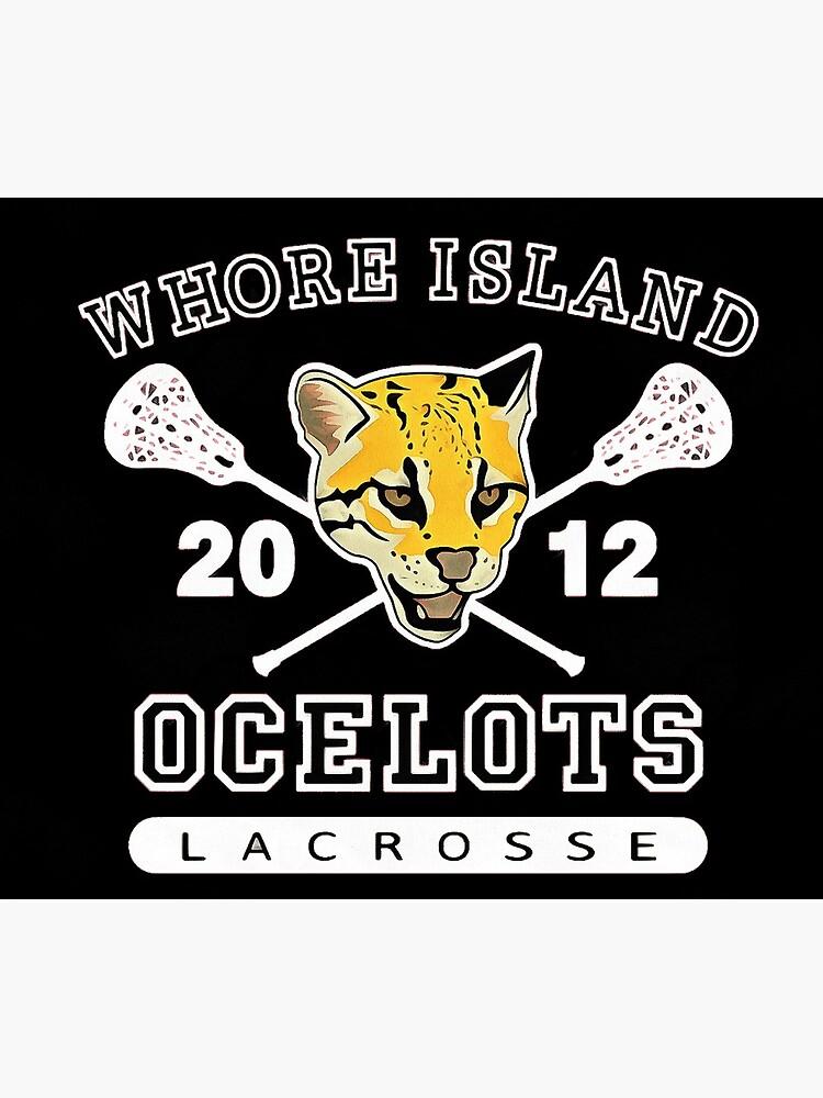 Whore Island Ocelots Laracrosse by judith15