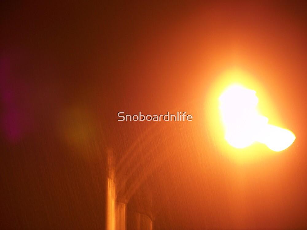 When Lightning Strikes by Snoboardnlife