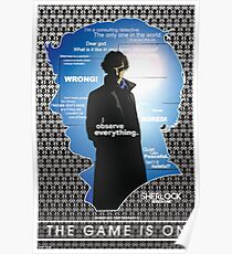 Sherlock: Series One Poster