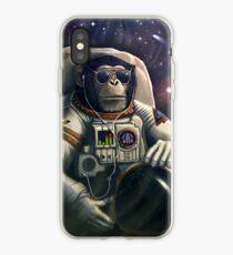 Vinilo o funda para iPhone Portador del espacio