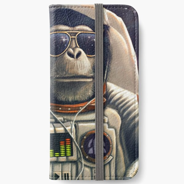 Space Farer iPhone Wallet
