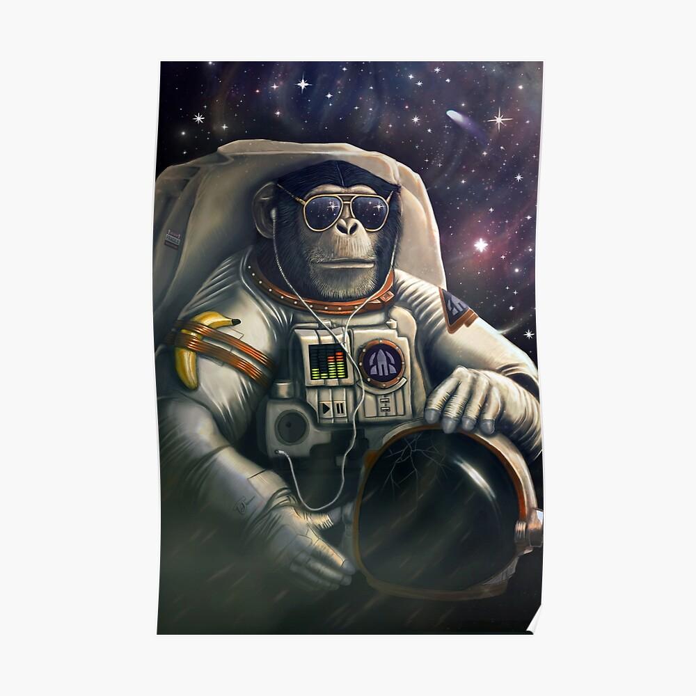 Raum weit entfernt Poster