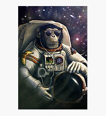 Space Farer Photographic Print