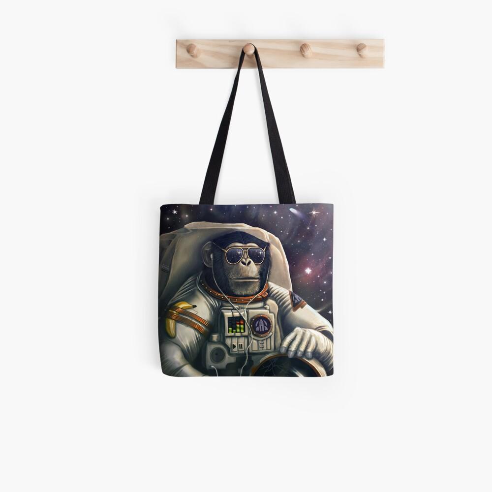 Space Farer Tote Bag