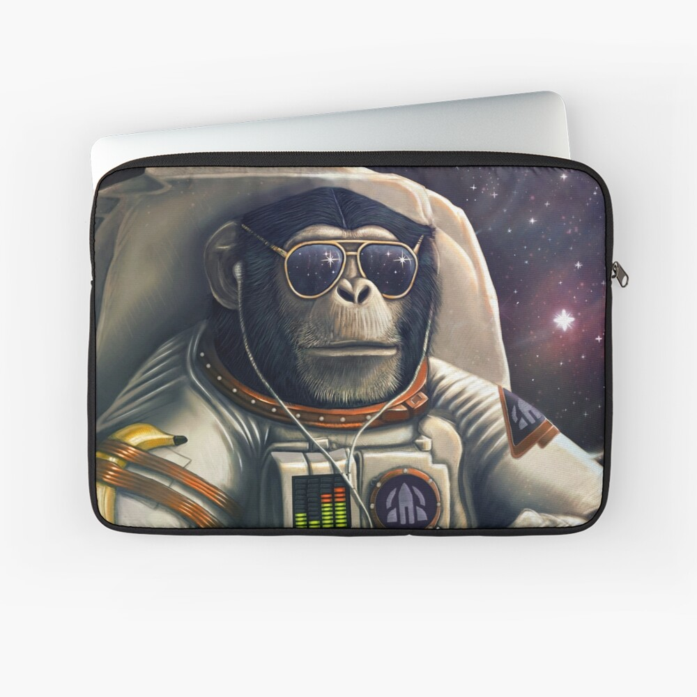 Space Farer Laptop Sleeve