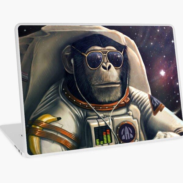 Space Farer Laptop Skin