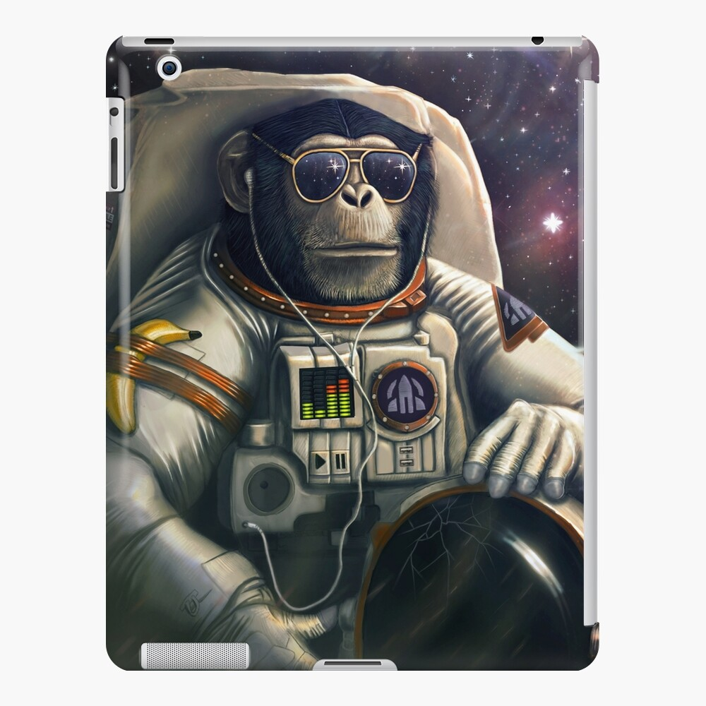 Space Farer iPad Case & Skin