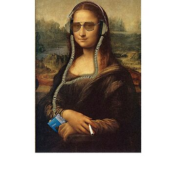 The real Mona by Malkman
