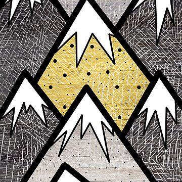 Die Gold- und Silberberge von steveswade