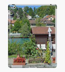 The Swiss Capital, Hardly Urban iPad Case/Skin
