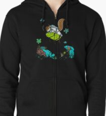 Deep Sea Adventure Zipped Hoodie