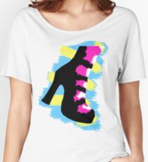 Shoe Me Women's Relaxed Fit T-Shirt