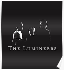 lumineers2 Poster