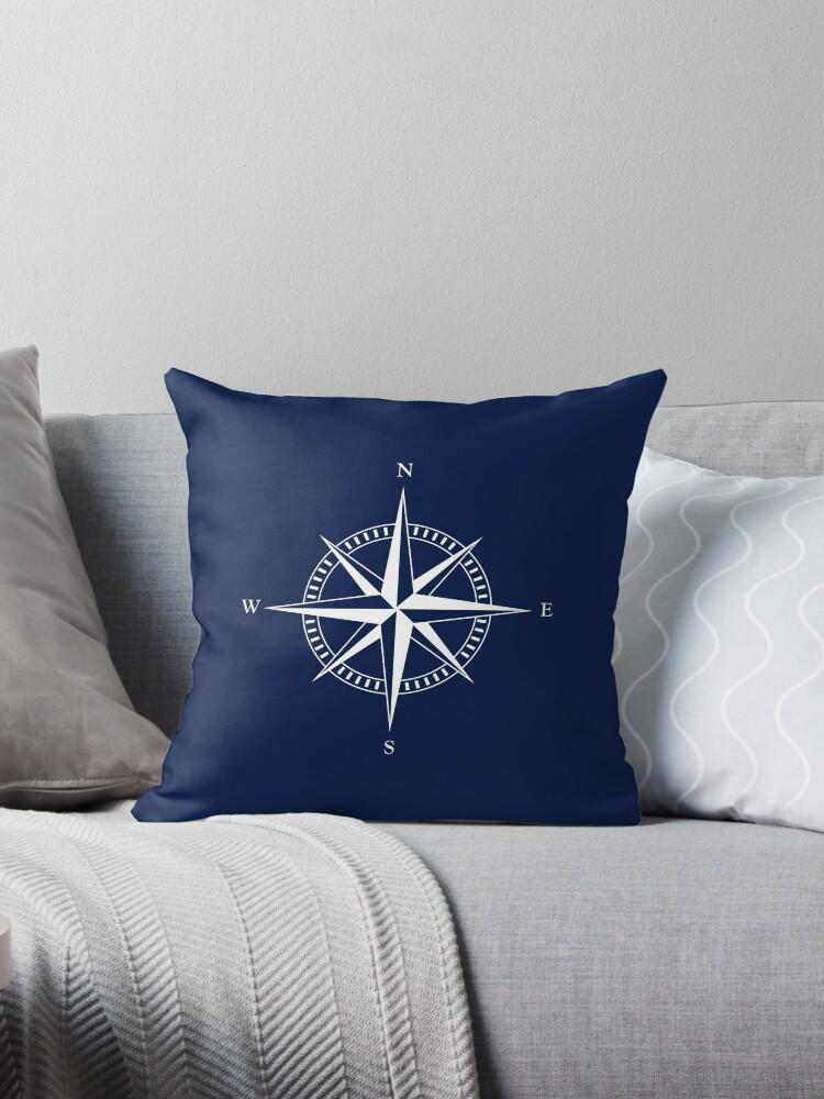nautischer stern kompass maritim nautische. Black Bedroom Furniture Sets. Home Design Ideas
