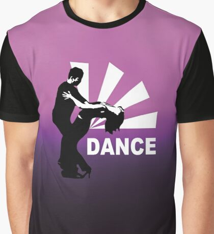 lets dance and have fun Graphic T-Shirt
