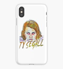 ty segall iPhone Case/Skin