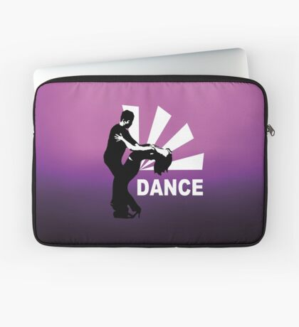 lets dance and have fun Laptop Sleeve