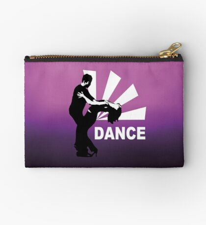 lets dance and have fun Studio Pouch
