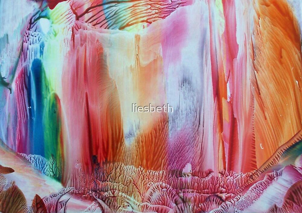 inside the rainbow by liesbeth