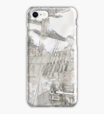 Icons of London iPhone Case/Skin