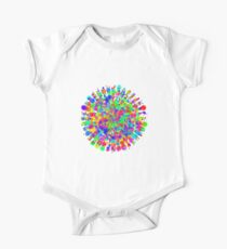 Space color splash Kids Clothes