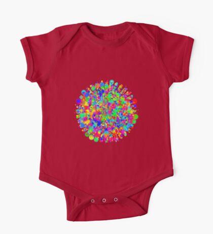 Space color splash Kids Clothes