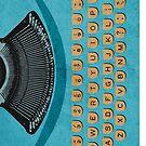 Typewriter by geooorge