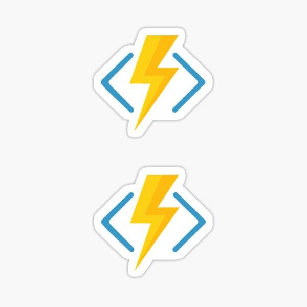 Azure Functions Sticker