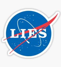 #NASALIES v.1 Sticker