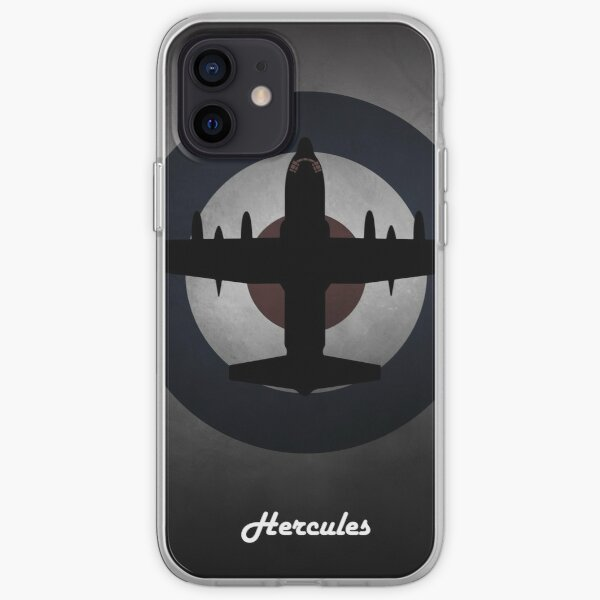 C-130 Hercules RAF iPhone Soft Case