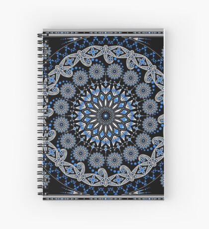 Visit from the Ancestors Spiral Notebook