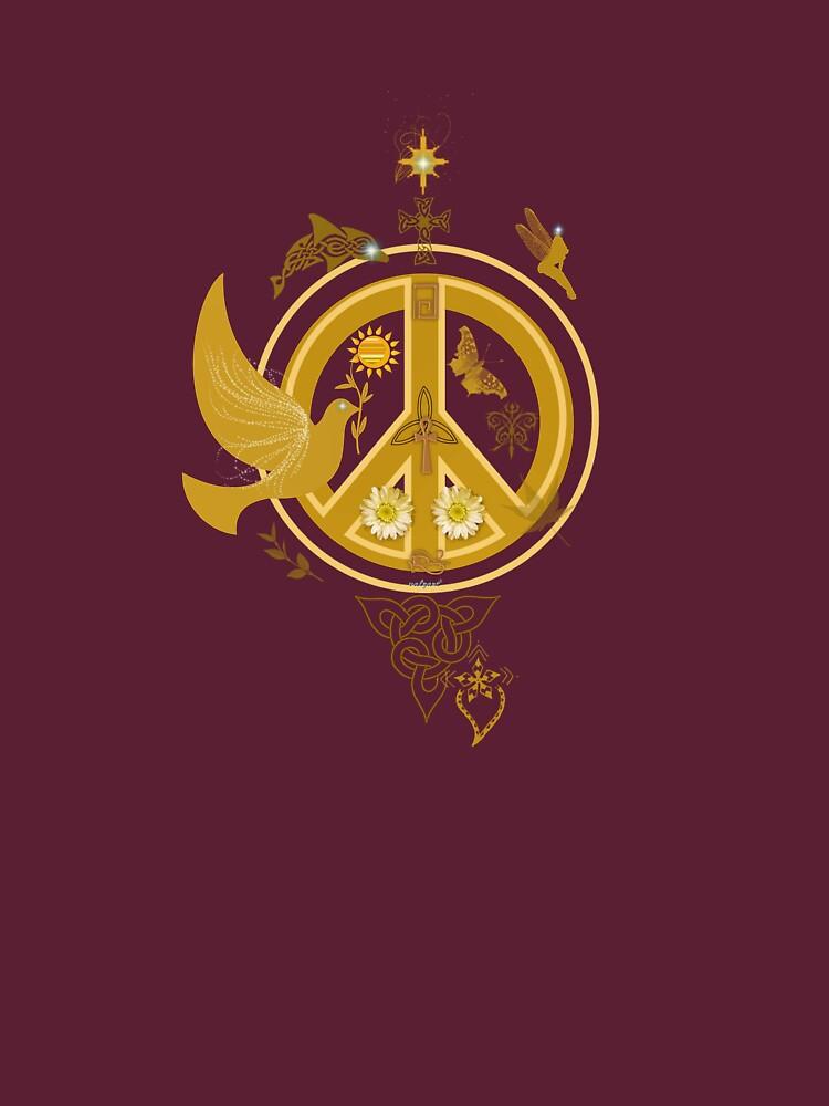Paz  by valzart