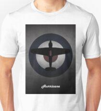 Hawker Hurricane RAF Unisex T-Shirt