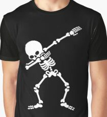 Dabbing skeleton (Dab) Graphic T-Shirt