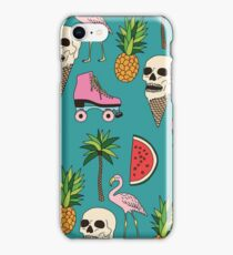 Summer by Elebea iPhone Case/Skin