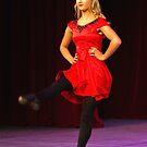 Irish dance by MarekM