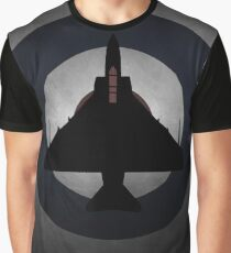 Gloster Javelin RAF Graphic T-Shirt