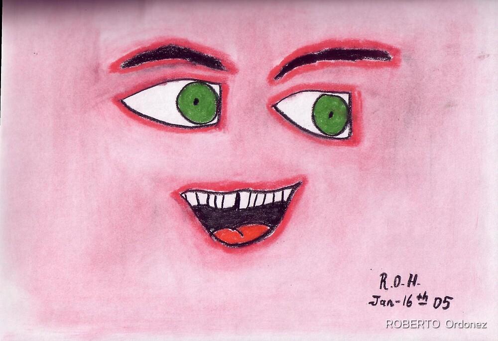 pink by Robert Ordonez
