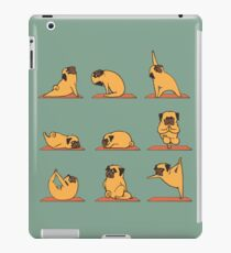 Pug Yoga iPad Case/Skin