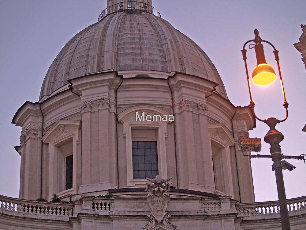 Roman Church Dome by Memaa