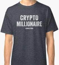 Crypto Millionaire Classic T-Shirt