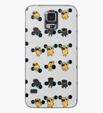OLYMPIC LIFTING PUGS Case/Skin for Samsung Galaxy