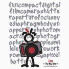 Red - The New Guy - funcompactdigitalcamera .. by RedTheNewGuy