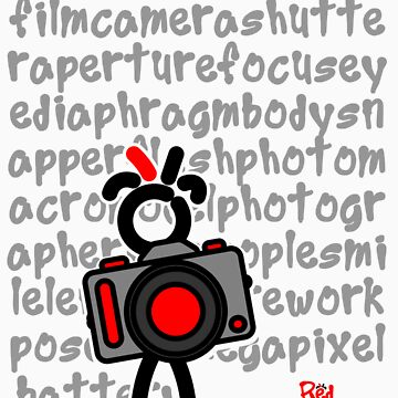Red - The New Guy - funcompactdigitalcamera .. by RedTheNewGuy