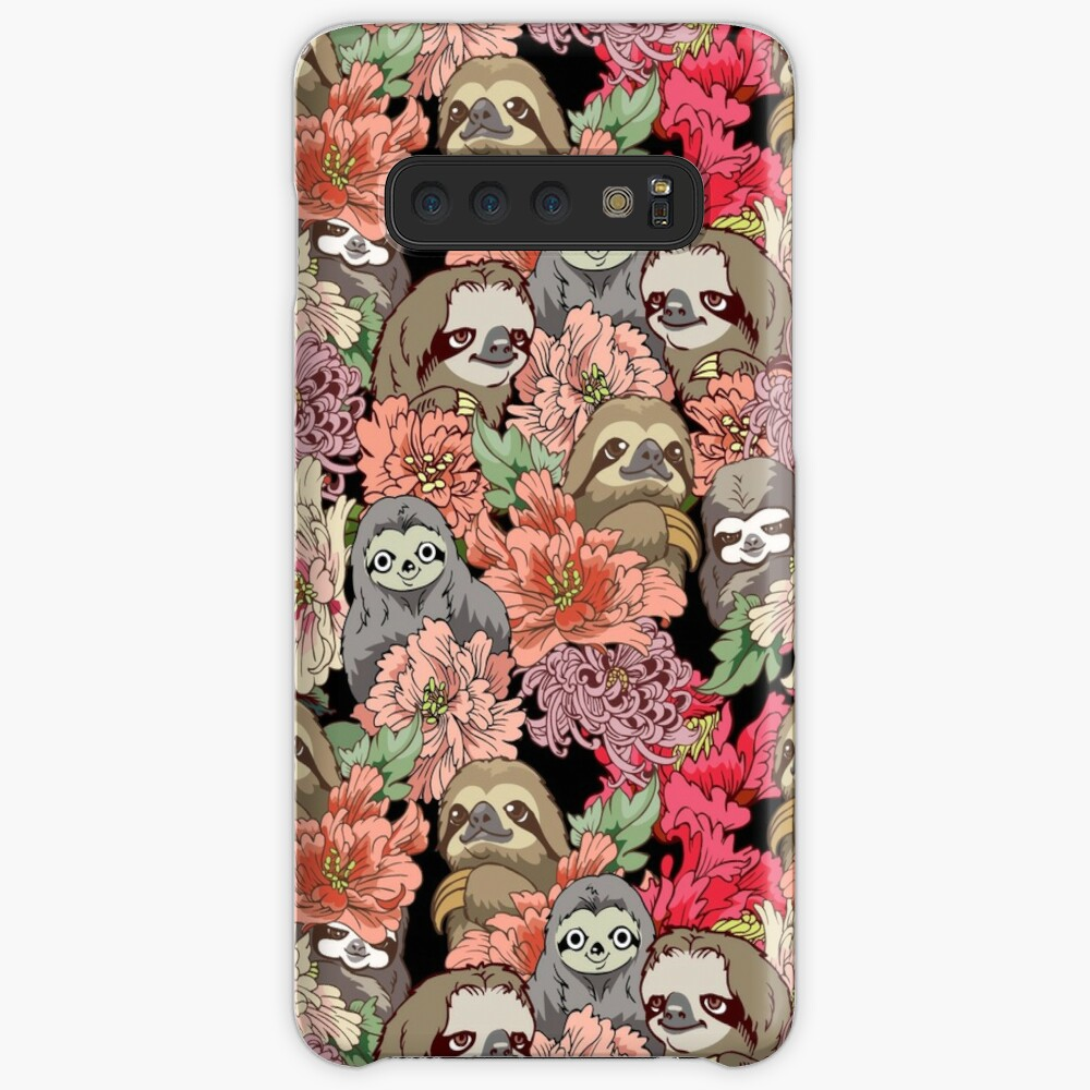Because Sloths Case & Skin for Samsung Galaxy