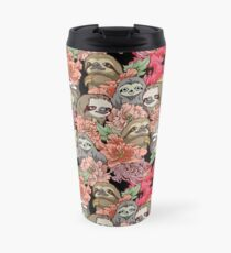 Because Sloths Travel Mug